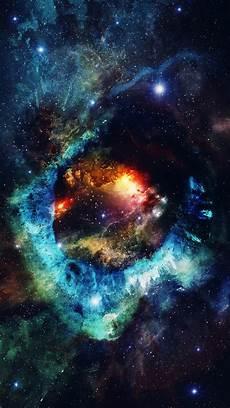 nebula iphone wallpaper exploding colorful nebula space iphone 5 wallpaper hd