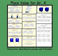 Interactive Place Value Chart Smartboard 10 Best Images About Fourth Grade Math On Pinterest Math
