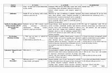 Dar Charting For Nurses Sample Focus Charting Adapted Zcmc Pedia