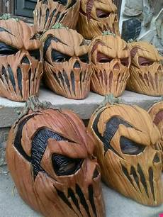 Mushroomhead Designs Mushroomhead Pumpkinhead Mask Design Horror Masks