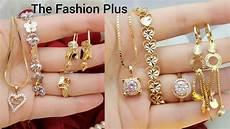 Earrings Design Images Latest Light Weight Gold Necklace Bracelet Ring Earring