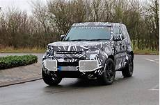 Jaguar Land Rover Defender 2020 by 2020 Land Rover Defender 90 With Three Doors And