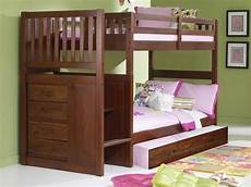 bunk beds with stairs ebay