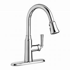 American Standard Kitchen Faucet Repair Portsmouth 1 Handle Pull High Arc Kitchen Faucet