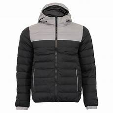 coats for reflective mens reflective jacket brave soul coat padded quilted
