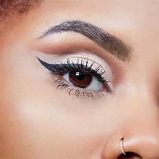 cut crease eyeshadow tutorial fall makeup look maybelline