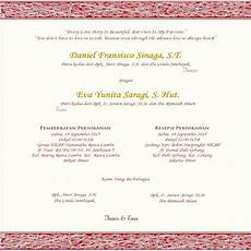 contoh surat undangan pernikahan kristen suratmenyurat net