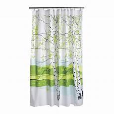 Duschdraperi Design Marimekko Kaiku Long Polyester Shower Curtain Marimekko