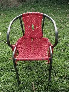 macrame chair macram 233 chair 183 how to make a chair 183 knotting macrame