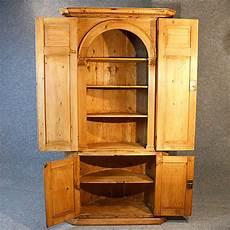 corner cupboard display cabinet antiques
