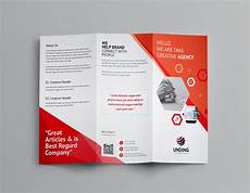 Tri Fold Flyer Aeolus Corporate Tri Fold Brochure Template 001159