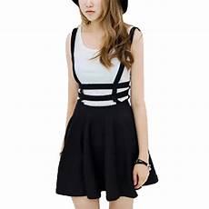 faldas kort primavera mujer falda preppy estilo suspensor saia