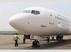 Sriwijaya Air Kedatangan 2 Pesawat Baru B737 800   Aviatren