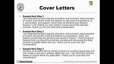 Public Policy Cover Letters Cover Letter Writing Communicating With Employers