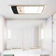 Wall Mounted Shower Lights 220v Bathroom Electric Heater Exhaust Fan Warmer Ceiling