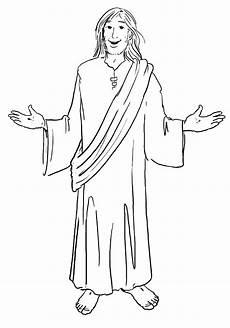 jesus malvorlagen kostenlos zum ausdrucken ausmalbilder