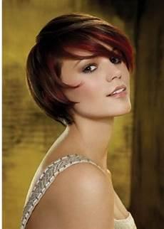 frisuren braune kurze haare braune haare mit roten str 228 hnen haar farben trend rot