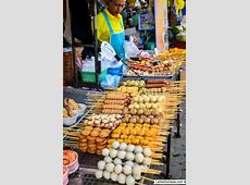 Street food   Ao Nang Beach, Krabi, Thailand.   Thailand