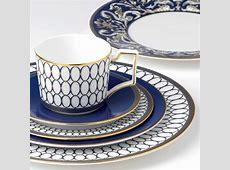 Wedgwood Renaissance Gold Plate 18cm   Wedgwood® UK