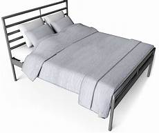 cad and bim object heimdal bed 160x200 ikea
