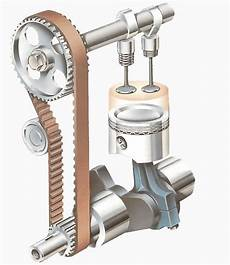 Automotive Camshaft Design The Engine How The Valves Open And Close How A Car Works
