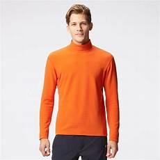 mens mock neck sleeve shirts heattech fleece mock neck sleeve t shirt