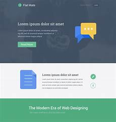 Single Page Website Templates 15 Free One Page Html Amp Psd Website Templates Bashooka