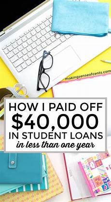 Pay Off Loan Calculator Student Loans How To Pay Off Student Loans A Great Student Loan