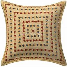 stylo culture ethnic sofa throw pillow cover