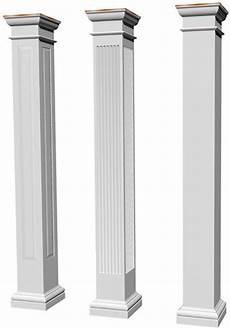 Composite Column Design Architectural Structural Columns Square Tuscan Columns