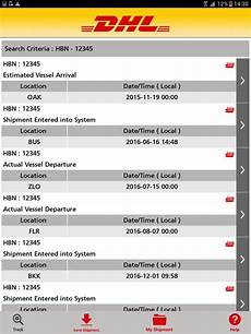 Tdl Tracking Dhl Track Shipment For Android Apk Download
