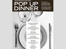 """Urban Farmhouse answers the question: """"What is a pop up"""