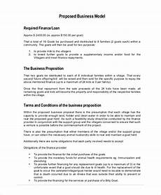 Business Proposals Templates Business Proposal 28 Free Pdf Word Psd Documents