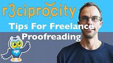 Freelance Proofreading Tips For Freelance Proofreading Creating Your Own