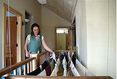 indoor clothes drying line 5 cheap diy indoor clothesline ideas to save money