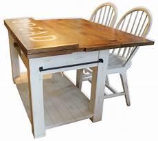 Foldout Table Milhouse Foldout Island Table Special Orders Ashanti