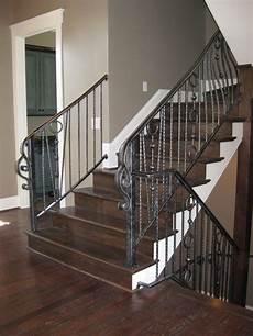 home interior railings wrought iron interior railing american landmark homes
