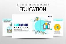 Education Ppt Presentation Education Icon Ppt Template Powerpoint Templates