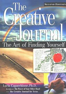 The Creative Journal The Art Of Finding Yourself By