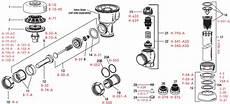 Sloan Diaphragm Chart Sloan Valve Regal Xl Flush Valve Repair Parts