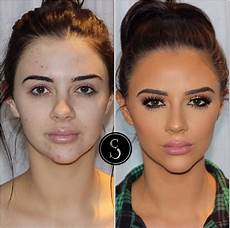 what makeup can really do before and after pictures