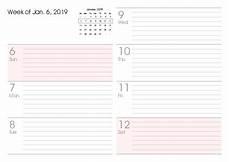 weekly planner template 2020 printable 2020 calendars pdf calendar 12 com