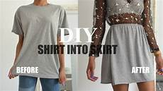 diy clothing hack how to transform a t shirt into a