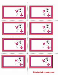 Template Label Free Mother S Day Labels Templates