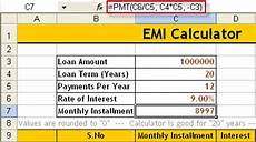 Emi Calculator Xls Sheet Download Download Free Software Free Emi Calculator Excel Sheet