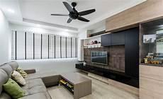 Minimalist Home Home Room Interior Design And Custom Carpentry Singapore