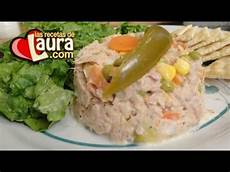 Comidas Light Con Atun Ensalada De At 250 N Las Recetas De Recetas Light Youtube