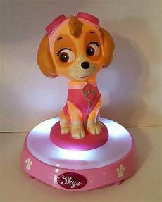 Paw Patrol Night Light Paw Patrol Skye Talking Nightlight For Sale Online