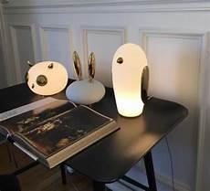 Light Pet Baladeuse Pet Light Uhuh Blanc Or L23cm H21cm Moooi