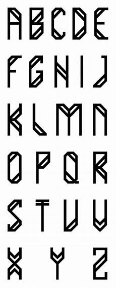 Cool Fonts To Draw On A Poster Easy Handwritten Typography Alphabet Alfabeto De